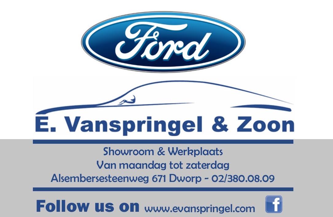 E. Vanspringel & Zoon (Ford)