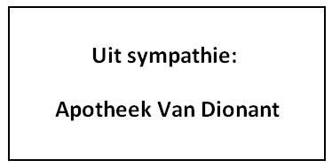 Apotheek Van Dionant