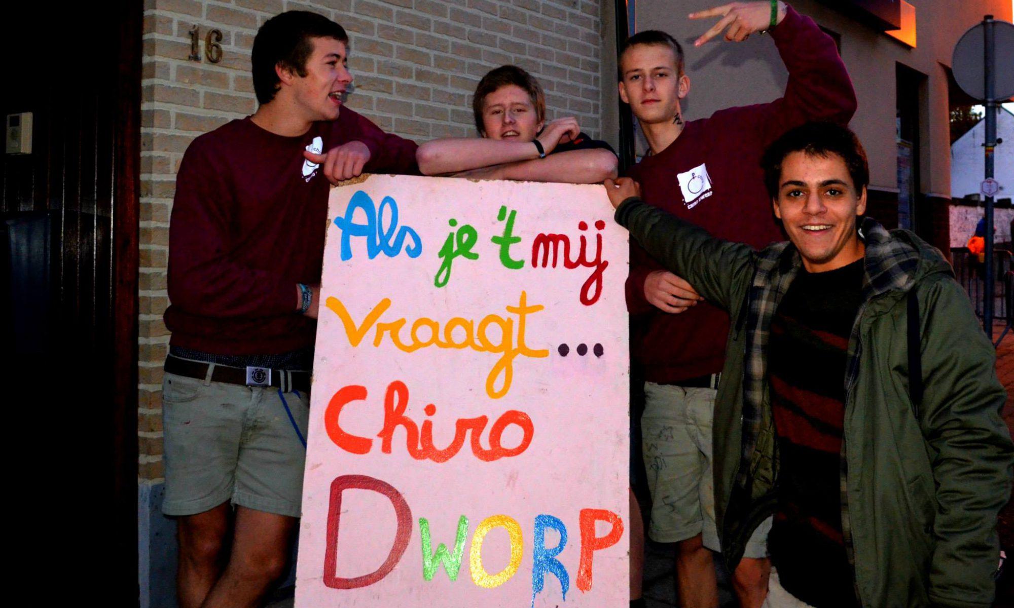 Chiro Sint-Jan Dworp